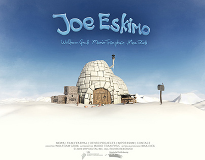 Joe Eskimo - The animated Movie