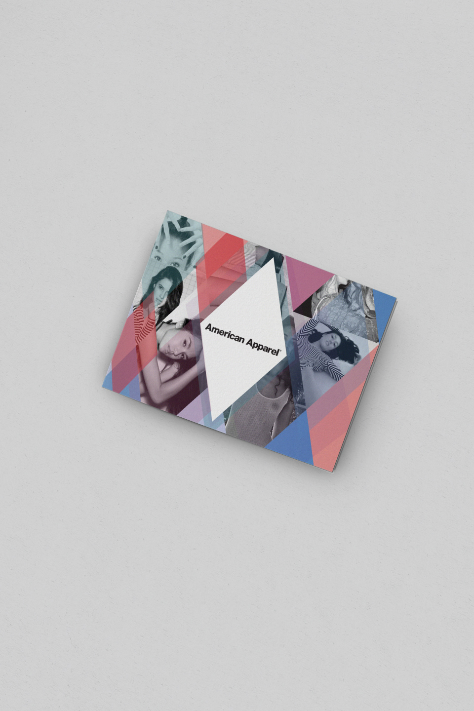 American Apparel Brand Book