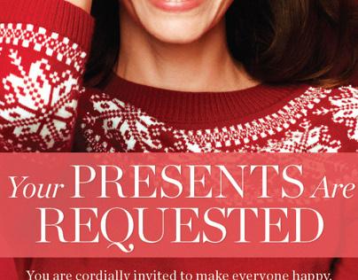 TALBOTS | December Brand Moment Email