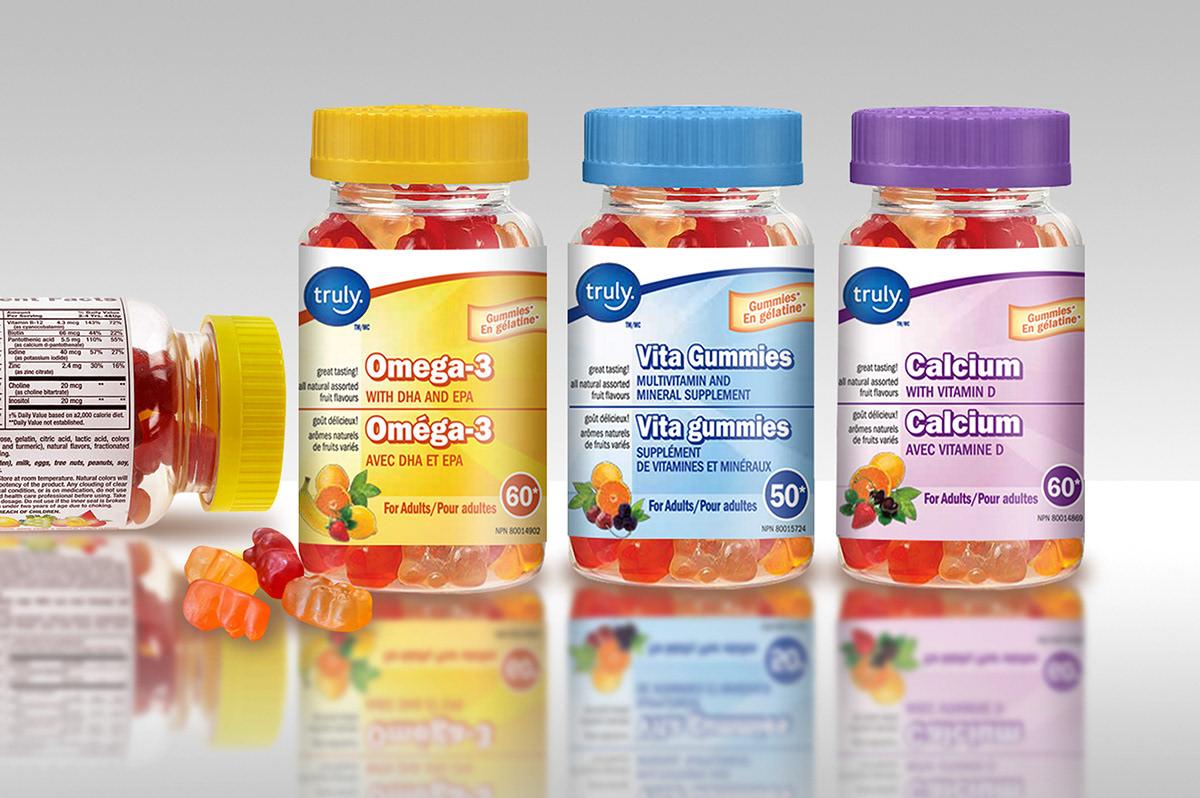 Truly Private Label Pharmaceutical Packaging