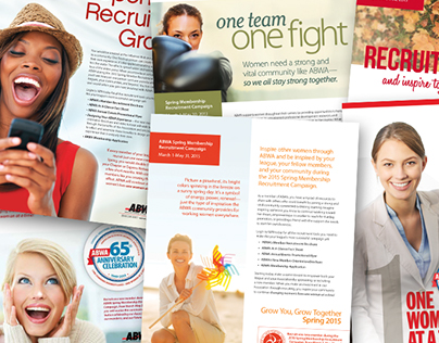 Membership Recruitment Campaign Ads for ABWA
