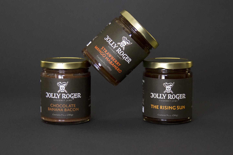 Jolly Roger Gourmet Jams