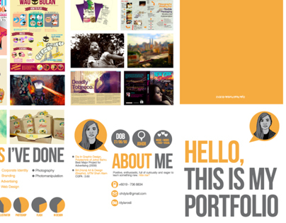 Portfolio / Self Promo
