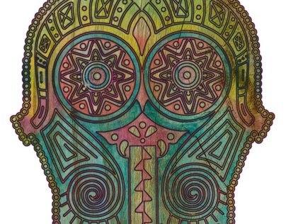 Protection/African Hamsa