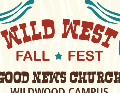 EVENT DESIGN: GNPC Wild West Fall Fest