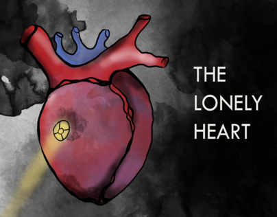 Lonely Heart Animation Concepts