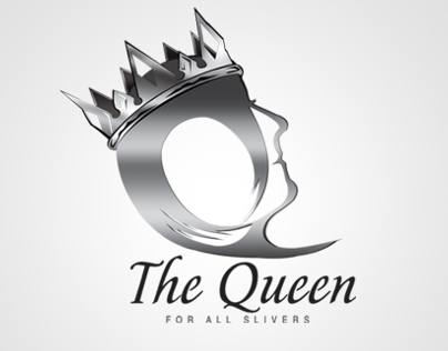 Logo  The Queen 2012
