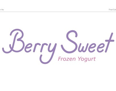 Berry Sweet Logo