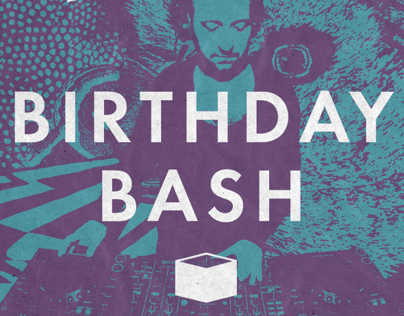 Постер Sigmatic birthday bash