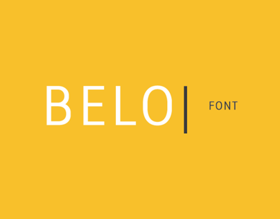 Belo Font