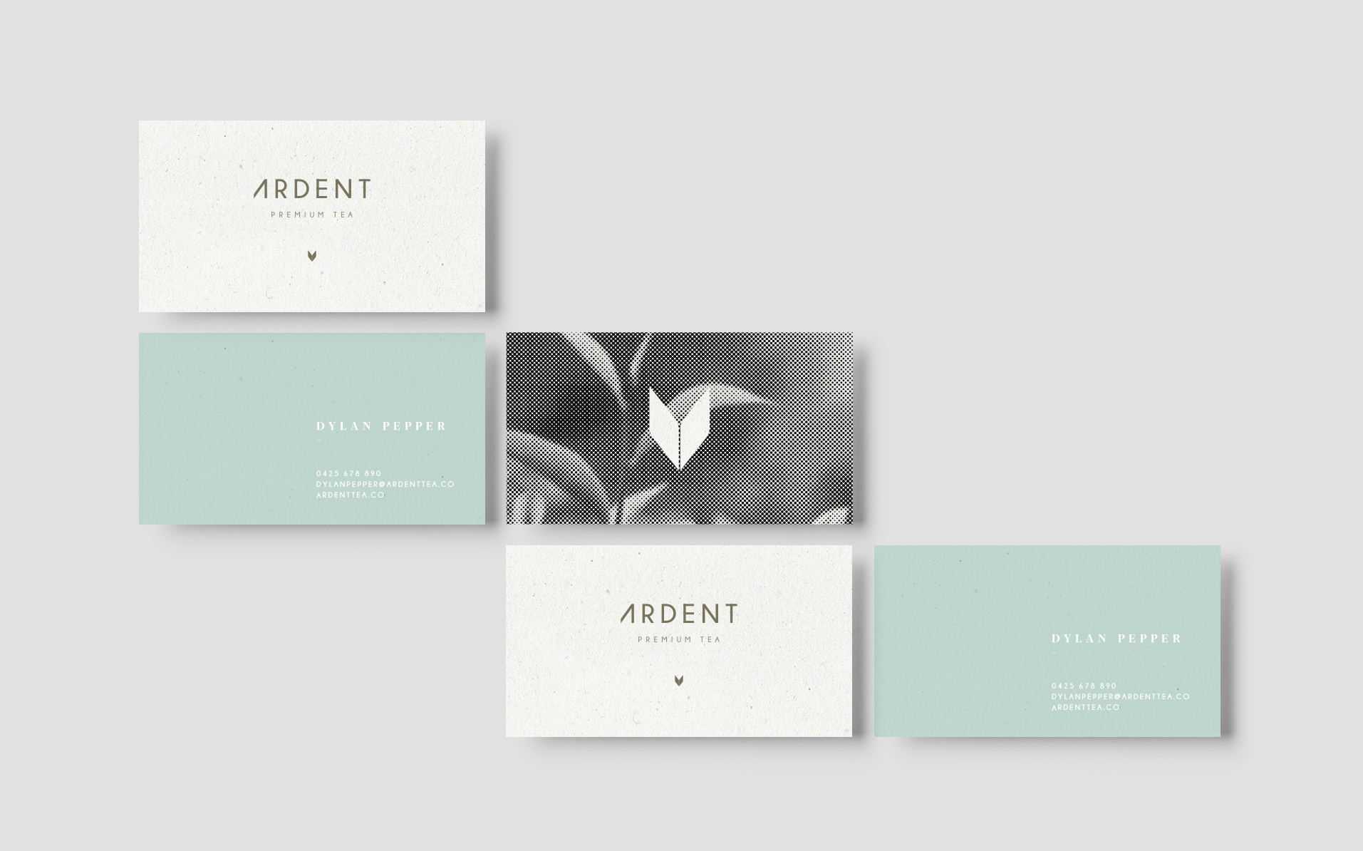 ARDENT Premium Tea Packaging
