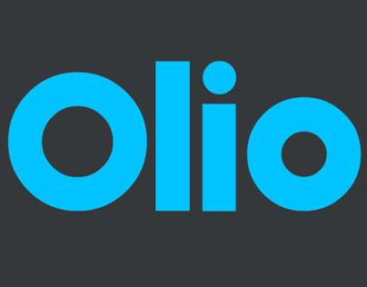 Olio typeface