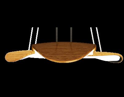 HAWK Skate | Suspension Lamp concept