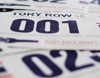 Tory Row 5k - Race Package
