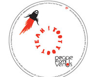 PEOPLE FROM VENUS // CD DESIGN // WEB // ANIMATION