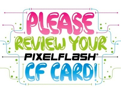 PixelFlash Flyer