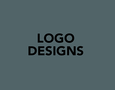 Various Logo Designs