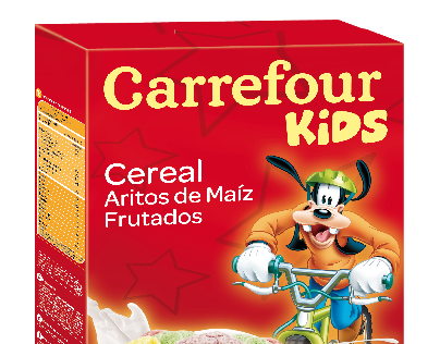 Cereales Disney Marca Carrefour