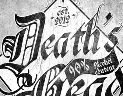 Deaths Head Liquor
