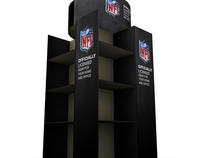 NFL Product Display