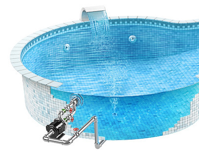 Pool equipment