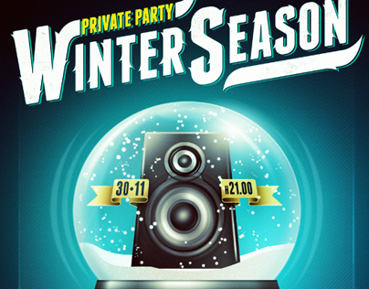 Private party Winter Season
