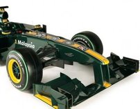 Lotus F1 / Composite Design
