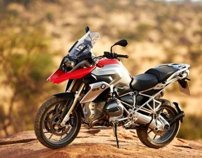 BMW GS 1200 Official Press Pictures