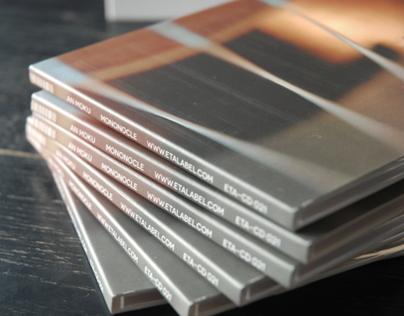 AN MOKU |  Mononocle | CD cover