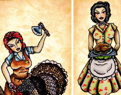 Thanksgiving Flash by:Alejandra L Manriquez.