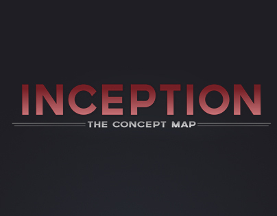 Inception: The Concept Map