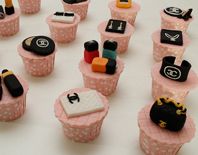 Chanel Cuppies