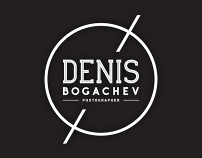 Photographer Denis Bogachev