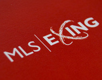 MLS EXING visual identity