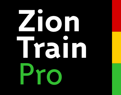 ZionTrain Pro: Cyrillic & Greek (+free stencil weight)