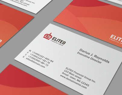 ELITEO Corporate Identity. Version 2.0
