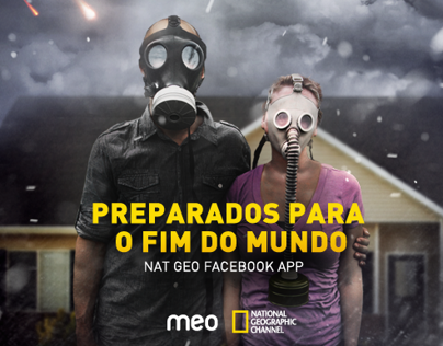 National Geographic Channel PT - Doomsday Preppers