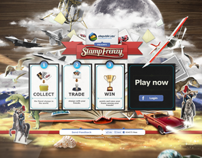 Stamp Frenzy - Interactive