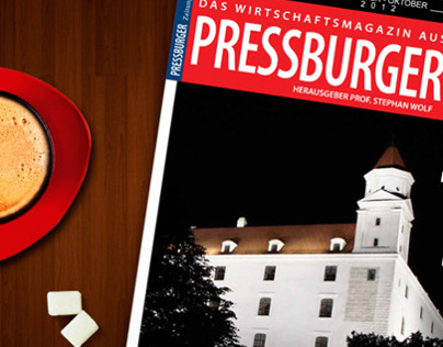 PRESSBURGER press & online magazine
