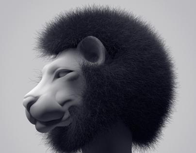 Afro Lion