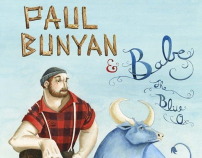 Paul Bunyan & Babe the Blue Ox