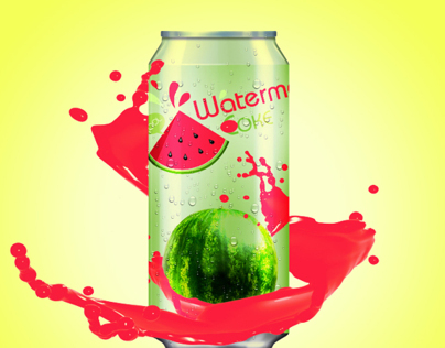 Watermelon Coke