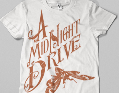 A Midnight Drive Bug Shirt