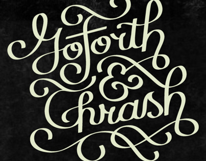 Go Forth and Thrash