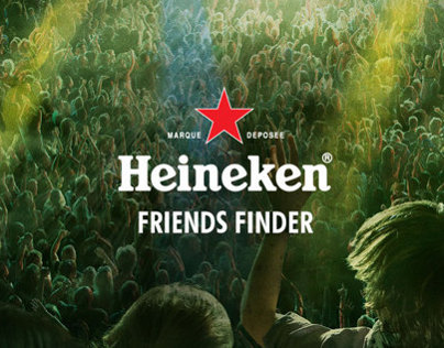 Heineken Friends Finder [2012]