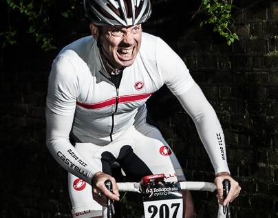 Pain Faces - Rollapaluza Urban Hill Climb 2012