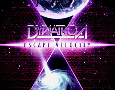 Dynatron - Escape Velocity - album 2012