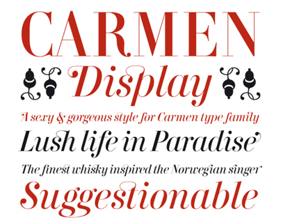 Carmen Display