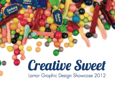 Creative Sweet Graphic Design Showcase