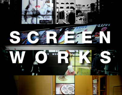 Screen works